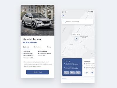 Car Showroom app car booking rent buy car rent car car app car app product design ux ui