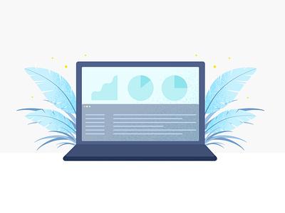 PC illustration desktop diagram laptop computer pc sketch branding dribbble japan design tokyo illustraion