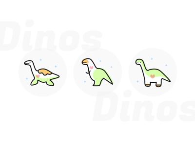 Dinos Icon
