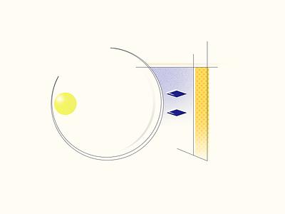 Moon kanji logo tokyo japan illustration design