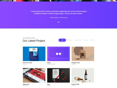 Free Free (PSD) - Startuply Agency landing page startuply trendy clean ui design interface agency team freebie free