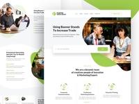 Marketing Landing Page Design