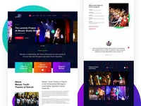 Mosaic Website Design