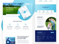 Property Wizards Website Design