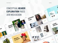Conceptual Header Exploration