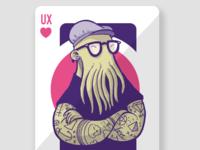 Ux character big