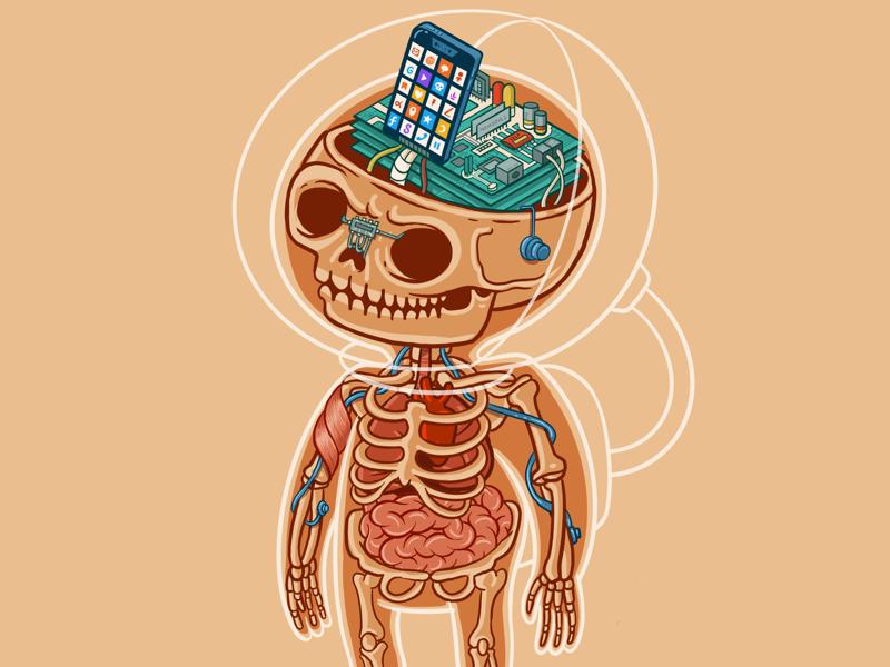 Smartman - Character anatomy comics print anatomy characterdesign