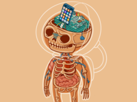 Smartman - Character anatomy