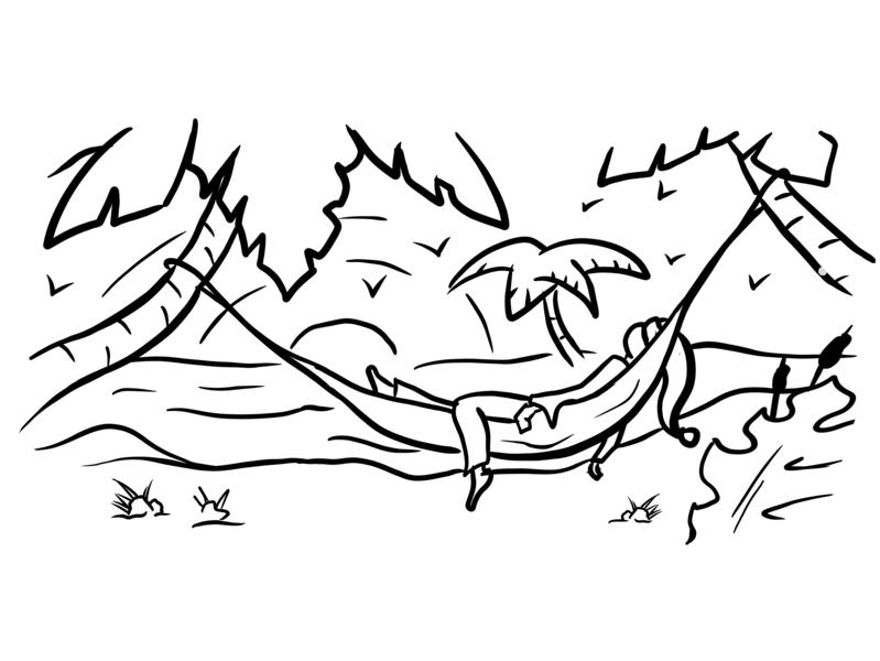 Hamac By Radu Ene Dribbble Dribbble