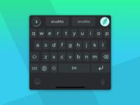 Erudito Keyboard