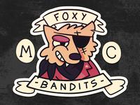 Foxy Bandit M.C.