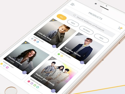 Product ios Design