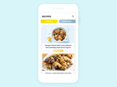 Hotel Recipes Ios App