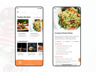 Cook Up - Recipe App