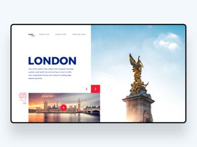 London - Website