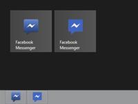 Facebook Messenger for Windows 8