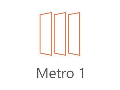 Metro 1 windows 8 windows microsoft tablets phones logo branding brand metro metro 1
