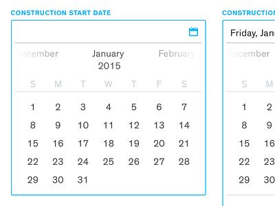 Time Input   V1 uikit calendar input time date day