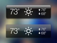 It's Always Sunny in iOS