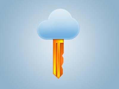 Cloud (and Lightning?) Key cloud key lightning