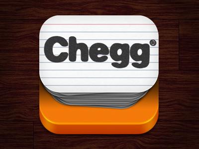 Chegg Flashcards App Icon ios iphone flashcards app icon