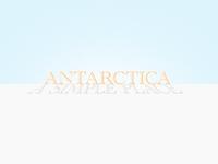 Antarctica: A Simple Place