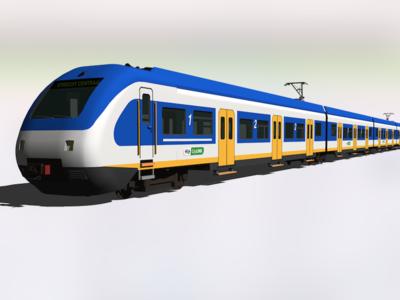 Rapid Transit Train