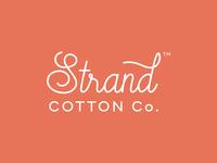 Strand Cotton Company Logo