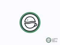 L'arte del caffè / Logo
