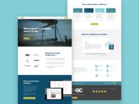 Truqc Homepage