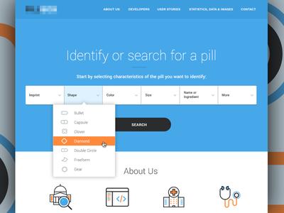 Pill Identification Web Application