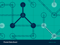 Pivotal Data Event Pattern