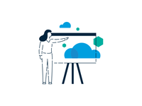 Cloud-Native Workshop Illustration