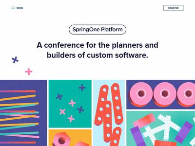 SpringOne Platform Exploration