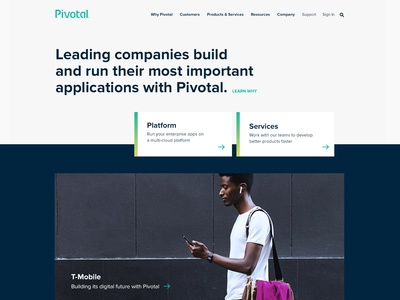 Pivotal Home Refresh