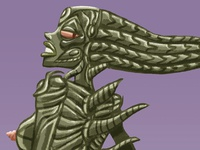 Alien Sil