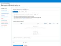 IPTS Relevant Publications Link