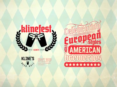 Klinefest 2018