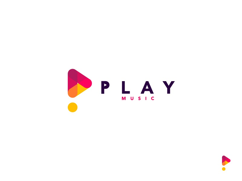Play Music logo concept - presentation v2 by Alexandru M on