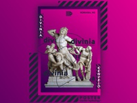 Poster - marble mythology