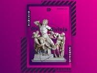 Poster - marble mythology