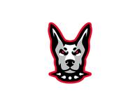 Doberman Client eSports Mascot