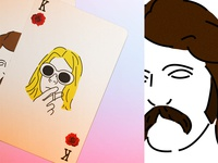 """""""The Classics"""" Playing Cards"""
