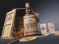 Helmsman's Treasure Branding