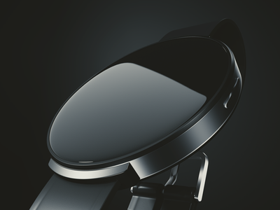 Smartwatch Concept 3d cgi smartwatch industrial design product design