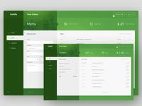 online food ordering / admin dashboard