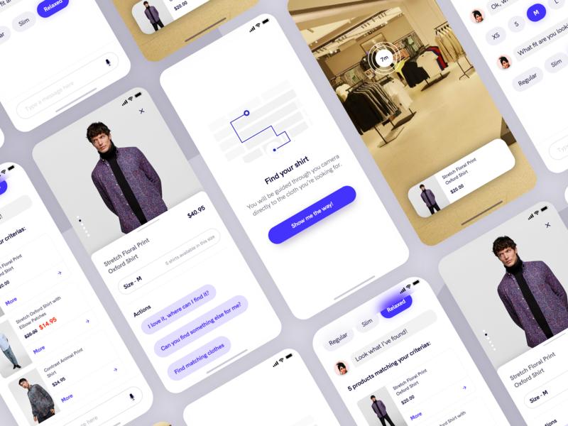 Personal shopper chatbot
