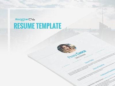 Resume Template Gemini