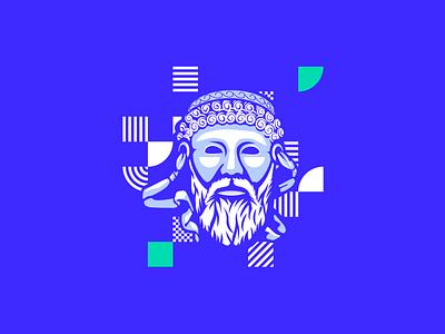 Joystream - Branding & Mobile illustrator design graphic patterns typography vector icon illustration logo branding ui