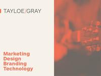 Tayloe/Gray Rebrand